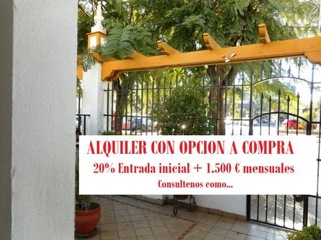 Casas adosadas de alquiler en Sevilla Capital