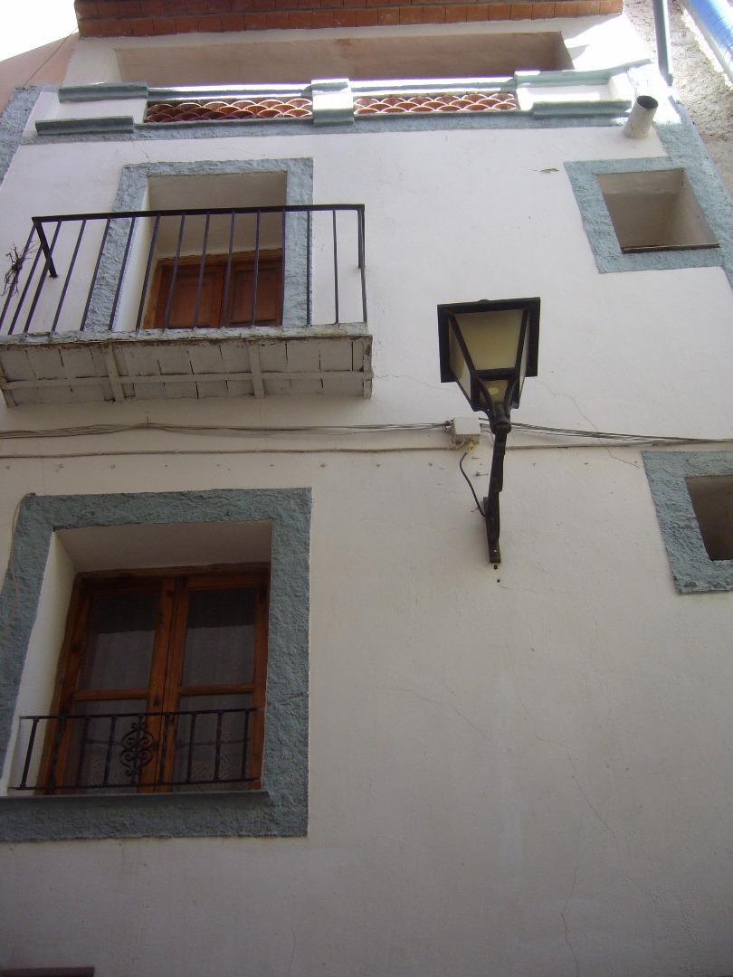 Casa  Calle jesus. Casa de pueblo del interior de castellón