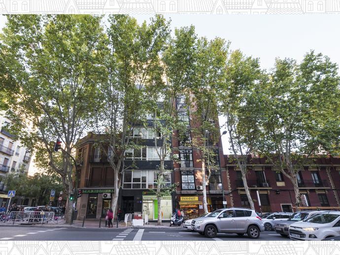 Piso en madrid capital en arganzuela en paseo de las for Alquiler piso delicias madrid