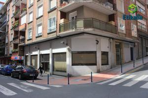 Local comercial en Alquiler en Martin Perez Zaballa / Portugalete