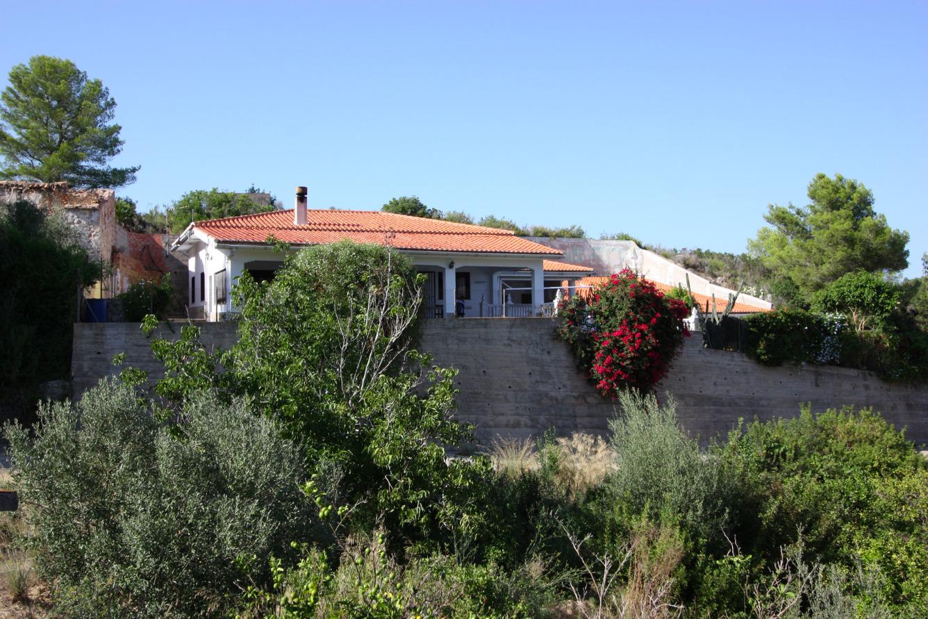 Casa  Pego, zona de - pego