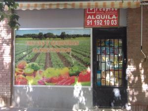 Local comercial en Alquiler en Antonio de Leyva / Carabanchel