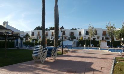Dúplex en venta con piscina en Playa El Playazo -Vera Playa , Almería
