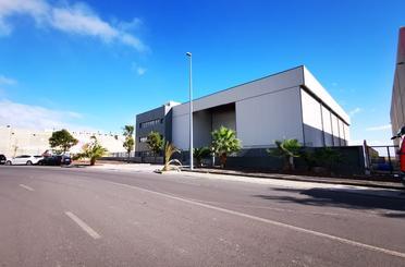 Nave industrial en venta en Candelaria