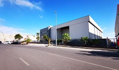Nave industrial de alquiler en Candelaria