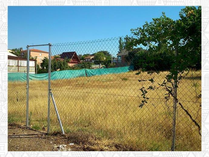 Foto 2 de Terreno en Urbanización Castillo De Buitrago 325 / Escalona