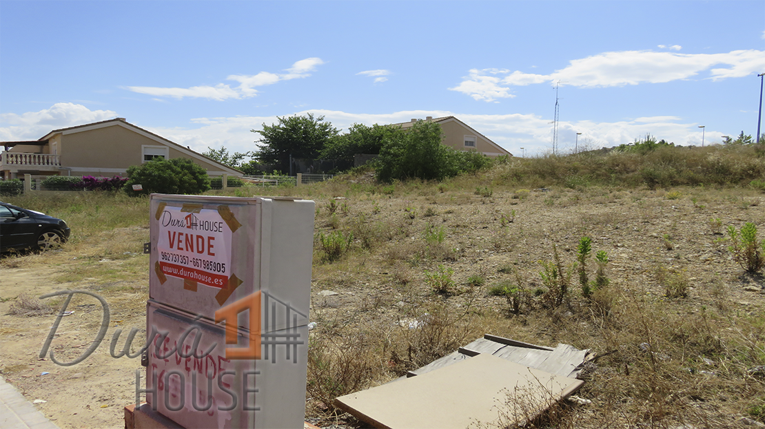 Solar urbano  Montemio, benaguasil