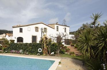 Casa o chalet en venta en Cabrera de Mar