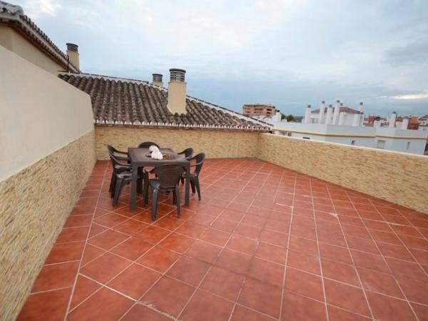 Áticos en venta con terraza en Málaga Provincia