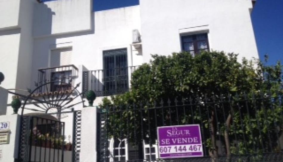 Foto 1 de Casa adosada en venta en Vejer de la Frontera, Cádiz