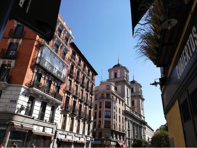 D plex en madrid capital en centro en calle toledo - Duplex en madrid ...