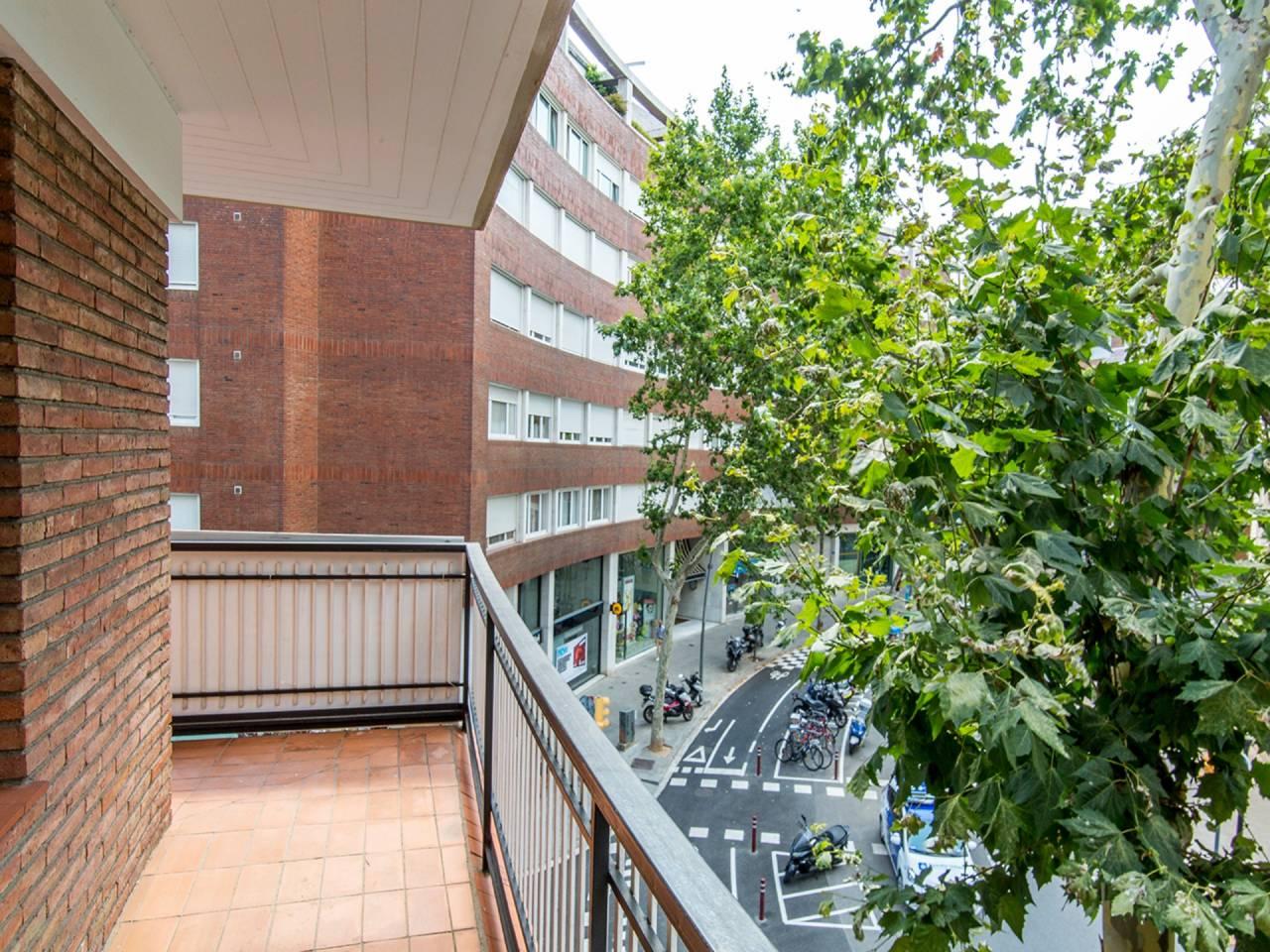 Lloguer Pis  Calle ganduxer, 34. Exclusivo piso en alquiler de 140m² más 2 terrazas de 5m² y 15m²