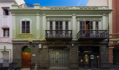 Edificios de alquiler en Gran Canaria
