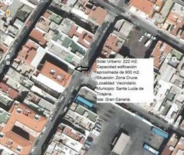 Terreno Urbanizable en Venta en Vecindario - El Doctoral - Cruce de Sardina / Santa Lucía de Tirajana