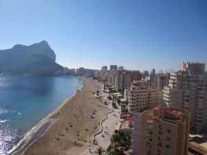 Ático en Venta en Calpe ,playa de la Fossa / Zona Levante - Playa Fossa
