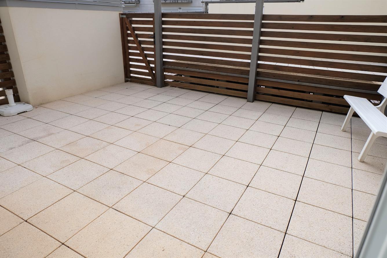 Piso  Palamós, zona de - palamós. Piso planta baja de 35 m² con 21 m² de terraza